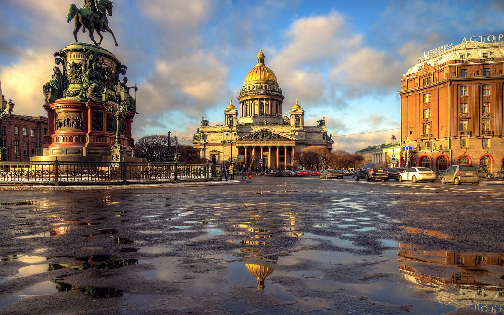 Автобусный тур в Санкт-Петербург + Валаам из Саратова !