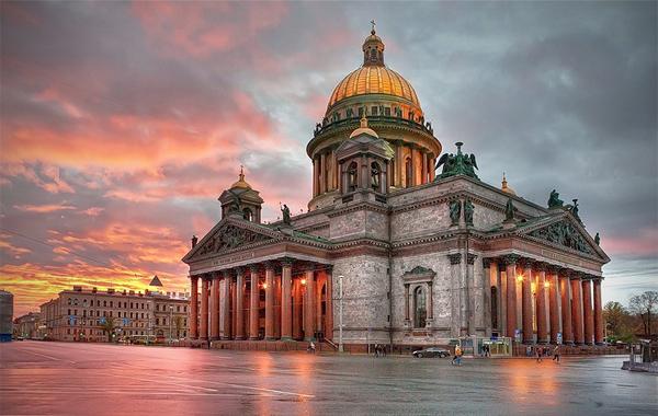 санкт-петербург исаакиевский собор фото